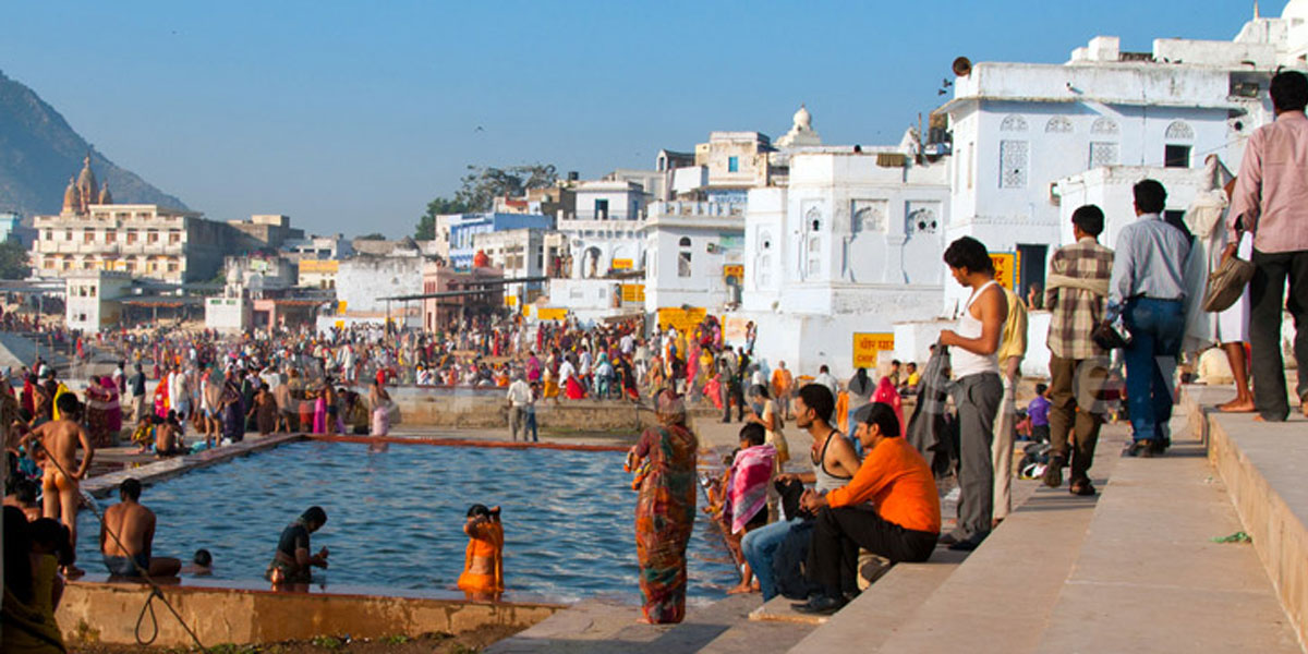 Golden Triangle with Pushkar Group Tour